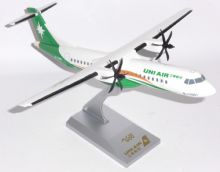 ATR-72 Uni Air Taiwan Resin Risesoon (Skymarks) Collectors Model Scale 1:100 EJ